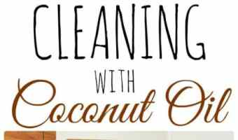 Are you Cleaning with Coconut Oil?