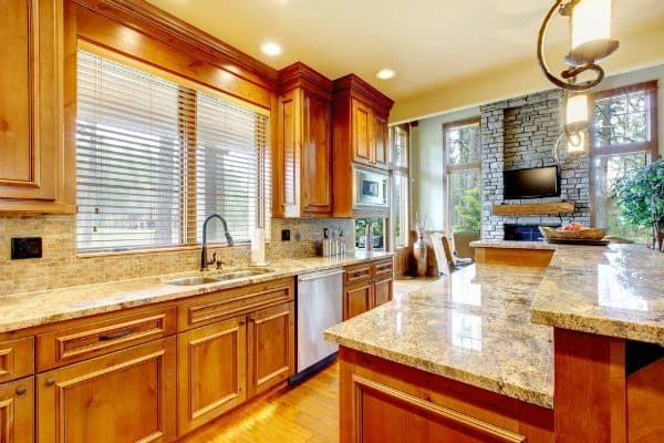 How to Maintain Granite and Natural Stone Countertops