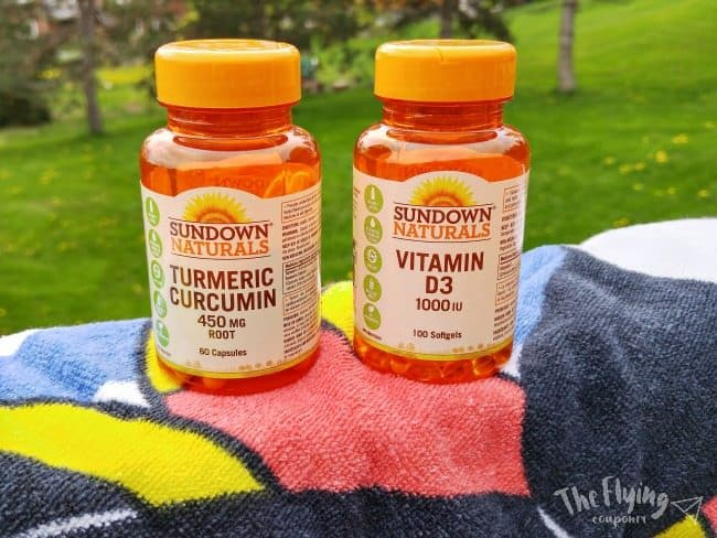 Sundown Naturals®, a Company with a Heart