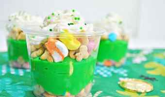 St. Patrick's Day Pudding Recipe