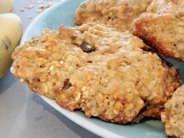 Healthy Breakfast Ideas: Oatmeal Cookies