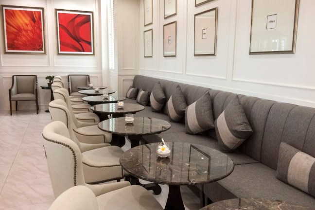 Coral Executive Lounge DMK