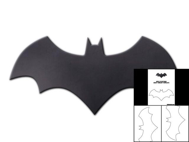 Template for New 26 Batman Chest Emblem