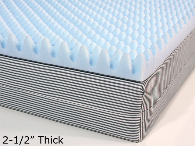 2 1 Inch Eggcrate Mattress Topper