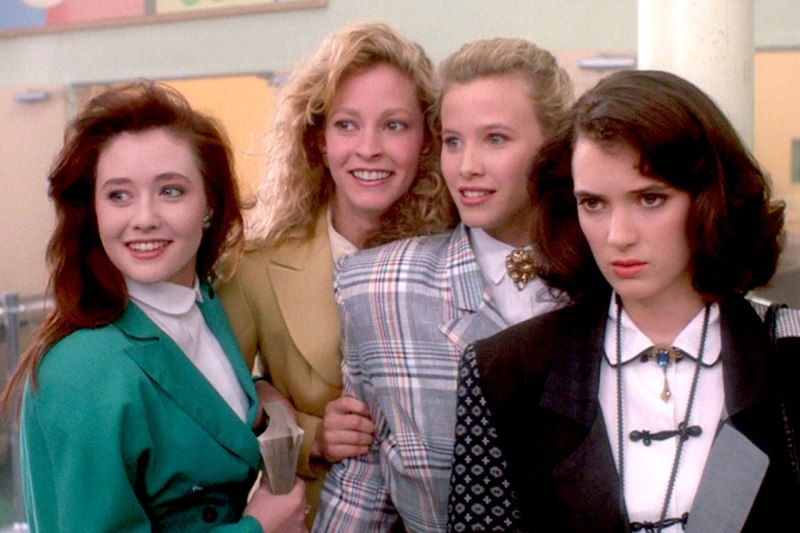 Image result for Heathers 1988