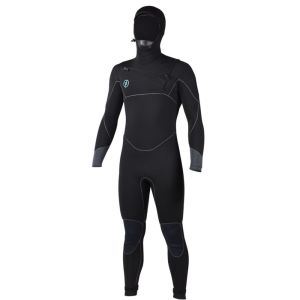 Ride Engine Apoc Full Hooded Wetsuit front