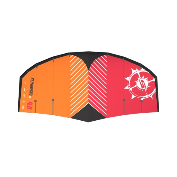 Slingshot SlingWing V2 orange top