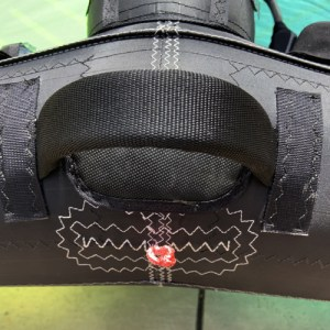 Slingshot slingwingv2 wrist leash pigtail