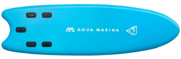 Aqua Marina Mega SUP bottom view