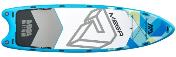 Aqua Marina Mega SUP top view