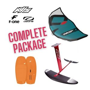 AXIS All Round wingsurf package