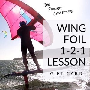 121 wing foil gift card