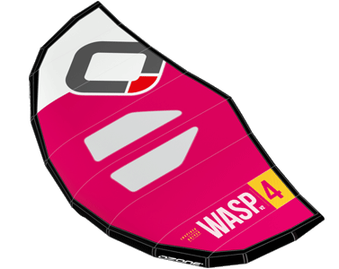 Ozone Wasp V2 in colour Ruby Red
