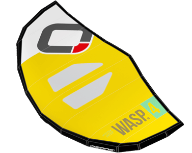 Ozone Wasp V2 in colour Yellow