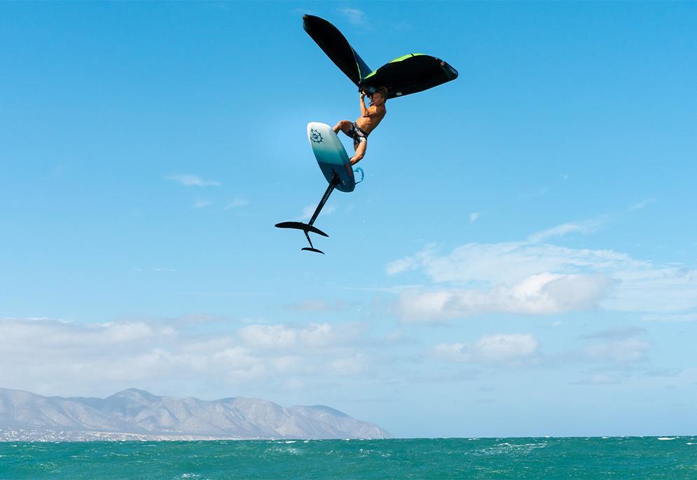 Slingshot Dart and Wing Craft jump