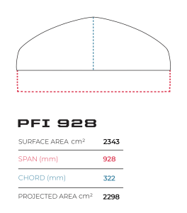 Slingshot PFI 928 specification