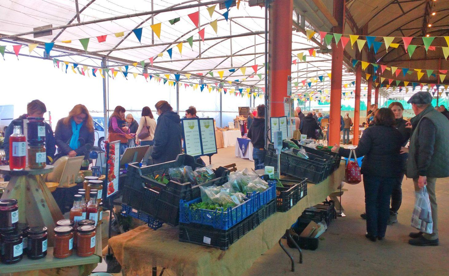 sunday market monthly