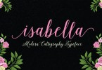 Isabella Script [1 Font] | The Fonts Master