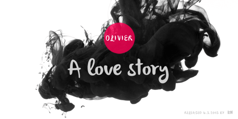 Olivier [1 Font] | The Fonts Master