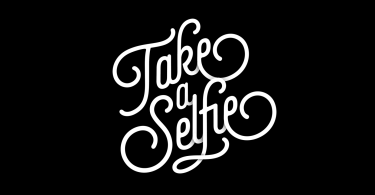 Selfie [5 Fonts] | The Fonts Master