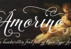 Amorino [1 Font] | The Fonts Master