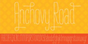 Anchovy Road