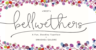 Bellwethers [6 Fonts]