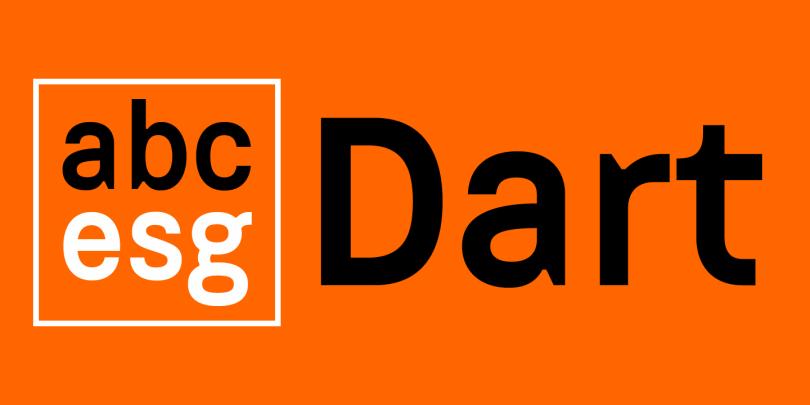 Dart 4F [1 Font] | The Fonts Master