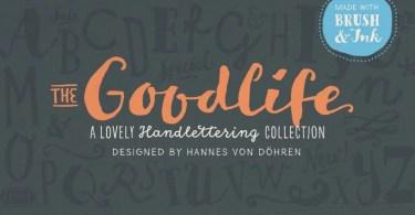 Goodlife [7 Fonts] | The Fonts Master