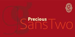 Precious Sans Two