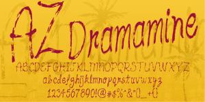 Az Dramamine
