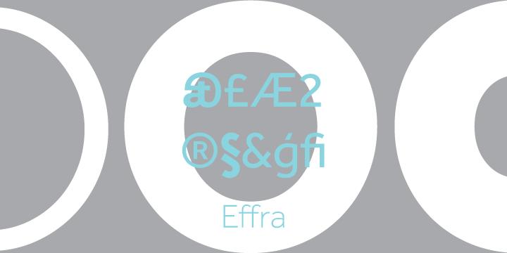 Effra [10 Fonts] | The Fonts Master
