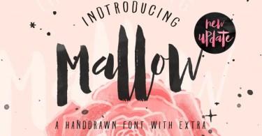 Mallow [1 Font]