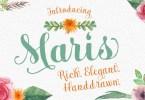 Maris [36 Fonts] | The Fonts Master