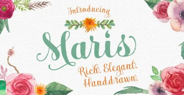 Maris [36 Fonts] | The Fonts Master