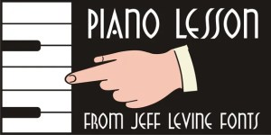 Piano Lesson Jnl