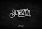 Screter [1 Font] | The Fonts Master