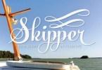 Skipper [1 Font] | The Fonts Master