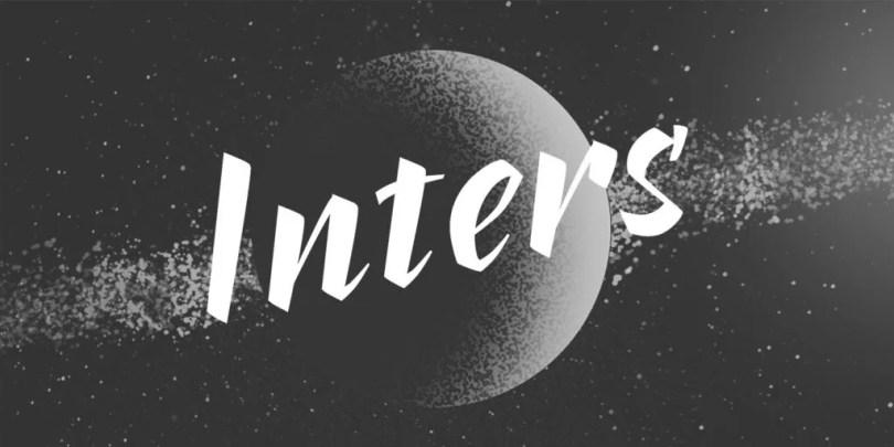 Tt Inters [1 Font] | The Fonts Master