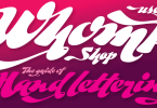 Whomp [1 Font] | The Fonts Master