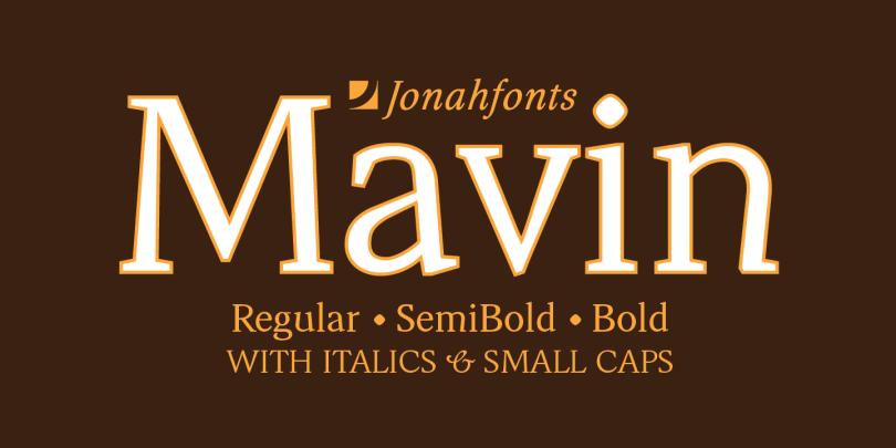 Mavin Super Family [6 Fonts] | The Fonts Master