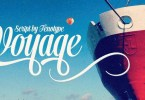Voyage [3 Fonts] | The Fonts Master