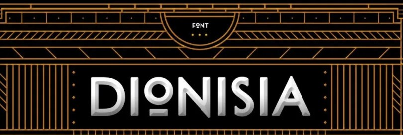 Dionisia [1 Font] | The Fonts Master