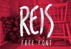 Reis [1 Font] | The Fonts Master