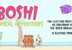 Boshi [1 Font] | The Fonts Master