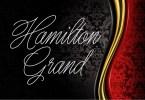 Hamilton Grand [1 Font] | The Fonts Master