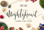 Mighty Heart - Font Duo [2 Fonts] | The Fonts Master
