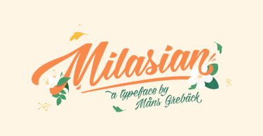 Milasian [3 Fonts] | The Fonts Master