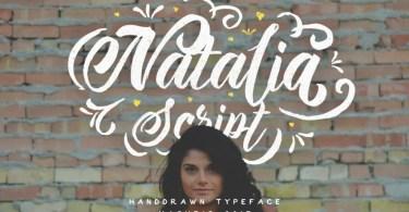 Natalia Script [1 Font] | The Fonts Master