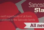 Sancoale Slab Super Family [36 Fonts] | The Fonts Master